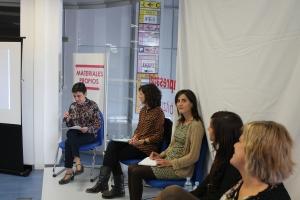 Charla Mujeres Emprendedoras SPE-Ayuntamiento de Pamplona