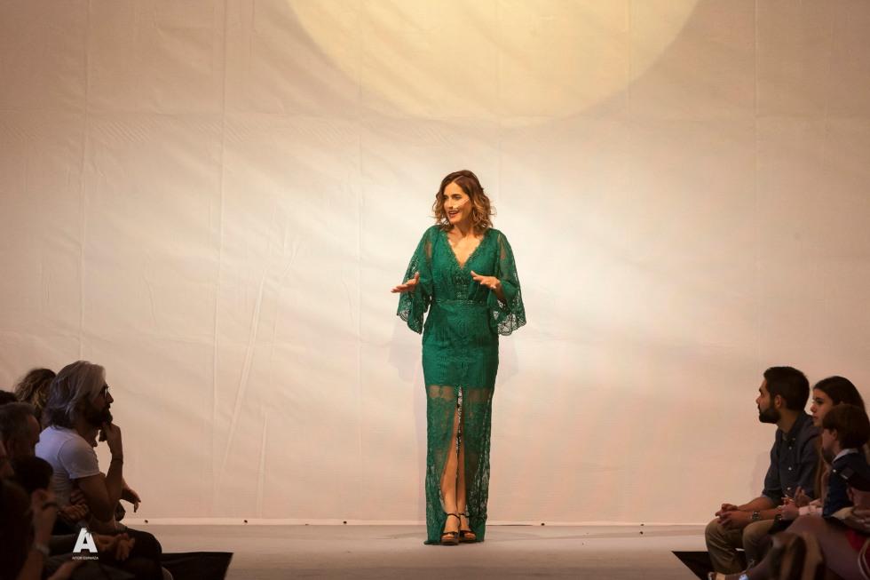 Cristina Ochoa Presentadora